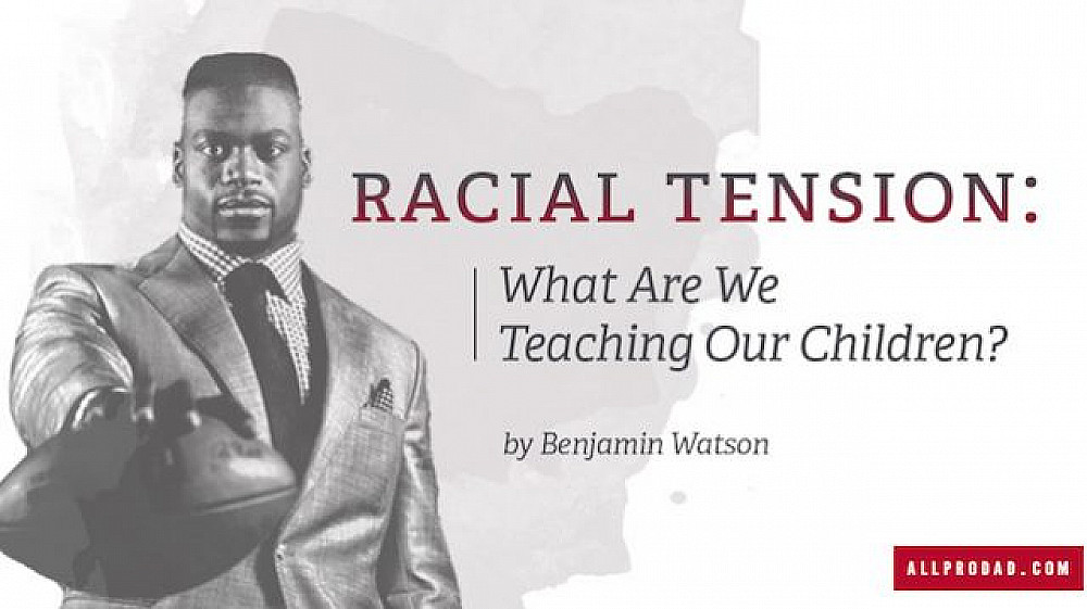 Racial Tension: What Are We Teaching Our Children? header image